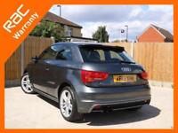 2013 Audi A1 1.4 TFSI S Line 3 Door 6 Speed Bluetooth Air Con 17in Alloys Only 4
