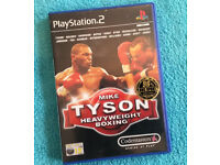 PS2 Game - Mike Tyson Heavyweight Boxing