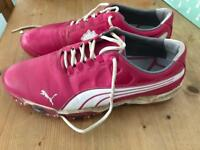 Puma Golf Shoes Size 12