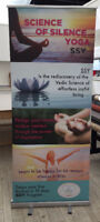 Best Deals on A-Frame and Roll-up Banners $120