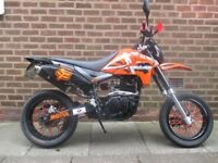 Pulse Adrenaline 125cc 2014 mot till October