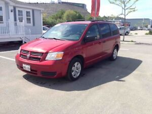 2008 Dodge Grand Caravan SE..FULL STOW 'n GO...ONLY $3888!! SE..