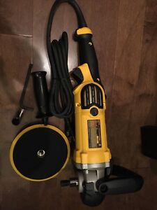 Dewalt DWP849X high speed Buffer/Polisher $225
