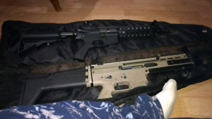 Looking to trade air soft gun for rc boat or car