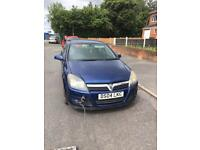 Vauxhall Astra 2004 1.7 cdti blue spares breaking