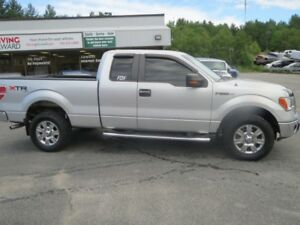 2010 Ford F-150 XTR 4x4 SuperCab 145-in