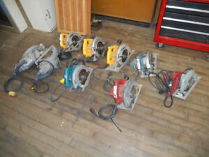 circular saws for sale at the 689r new & used tool store