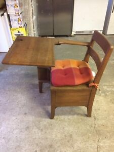 Child's Old School Desk/Chair - REDUCED PRICE