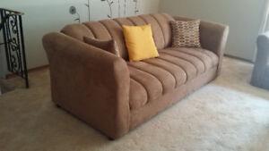Moving sale:  sofa
