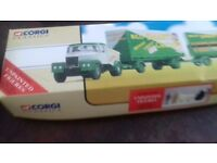 Corgie classics 97897. Billy smarts cicus lorry and two trailers