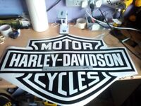 Large Harley Davidson and MOST other makes and models of vinyl graphics