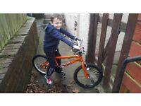Boys bmx bike stolen from Lockhart place