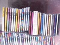 box of 80 various cds, including alot of Now thats what I call music..
