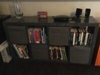 Bookshelf Ikea gray