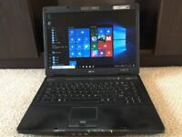 Acer, intel Dual core, 3GB, 160GB HDD, Office 2016, Windows 10 laptop - RPP £599