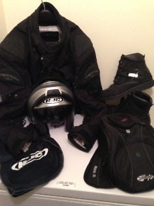 Motorcycle ready accessories