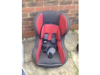 TWINFIX RECLINING GROUP 123 Isofix baby car seat (9 to 36 KGs)