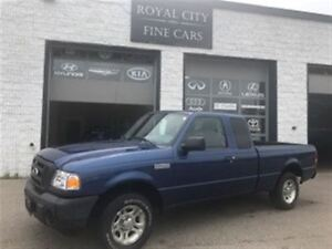 2010 Ford Ranger XL No Accidents 5-Speed Manual Aux