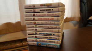3DS & DS Games For Sale