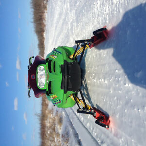 02 arctic cat zr 800 with d&d racing 1010 motor 210hp fast