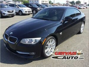 BMW 3 Series 328i xDrive Coupe Cuir Toit Ouvrant MAGS 2011