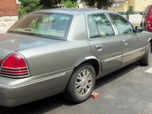 2004 Mercury Grand Marquis LSE Car Or Parts For Sale