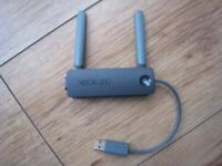 Wireless N Network Adapter Black XBOX 360 -Super FAST FOR SALE £15 wn2 hindley