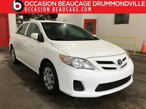 2012 Toyota Corolla CE - AUTOMATIQUE - A/C + BLUETOOTH