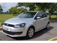 VOLKSWAGEN POLO 1.4 85 SE DSG AUTOMATIC PETROL, 2 BRAND NEW TYRES, LOW MILES, LONG MOT, ALLOY WHEELS