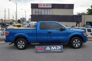 2011 Ford F-150 XLT V6 RWD,ALLOYS,STEPS, LEATHER COVER XTRACLEAN