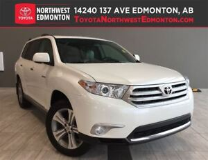 2012 Toyota Highlander Limited | AWD | Nav | Leather | Backup Ca
