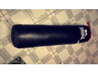Lonsdale boxing bag
