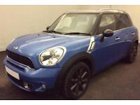 MINI COUNTRYMAN 1.6 2.0 COOPER S D ONE ALL4  BUSINESS EDITIONFROM £51 PER WEEK!