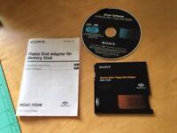 Sony Floppy Disk Adaptor for Memory Stick