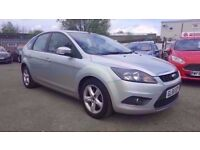 FORD FOCUS 1.8 TDCI ZETEC 5 DOOR 2009 / EXCELLENT CONDITION / FSH / HPI CLEAR / 2 KEYS