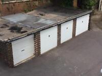 Garage to rent Fulwood S10 - 8ft x 16ft