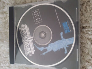 Original Warcraft 2 CD