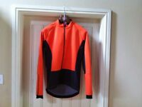 FWE Windstopper and Endura Windstopper cycling tops-Small male