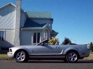 2008 Ford Mustang Coupé (2 portes) cabriolet convertible