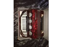 Accordion Weltmeister Stella 120 bass