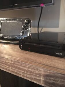 WiiU console, games and more