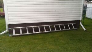 22 Ft Extension Ladder