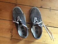 Vans shoes pumps trainers size UK 10/10.5 USA 11/11.5 well used old rough Collect or post