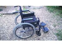 Better Life D3998, modern, lightweight, wheelchair