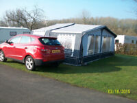 Folding Camper - Conway Cusader Deluxe 2012 for SALE