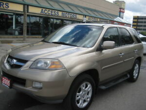 2005 Acura MDX,  Looks & Drives Good For The Year