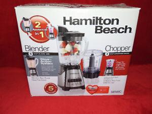 Hamilton Beach 2 in 1 Blender