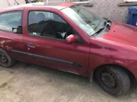 Breaking Renault Clio dci