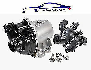 NEW WATER PUMP & THERMOSTAT BMW 640 2012 TO 2015