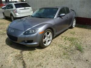 2004 Mazda RX8 GT No Fees